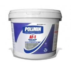 ПОЛИМИН AF-1 Акрил-декор Фасадная латексная краска (Polimin), 14кг