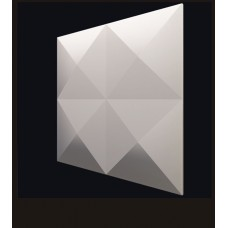 Гипсовая 3D панель CALIPSO Гиза (Калипсо) 500*500*20мм