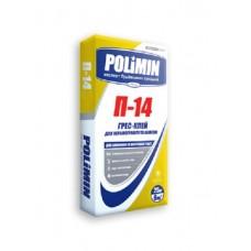 ПОЛИМИН П-14 Клей для керамогранита и камня, 25кг