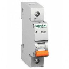 Автоматический выключатель ШНАЙДЕР 1П 10А (Автомат Schneider)