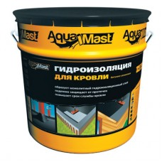 Мастика битумно-резиновая АкваМаст (10кг)