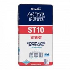 ACRYL PUTZ ST10 Шпаклевка 2 в 1 старт + финиш (Акрил путс), 20кг