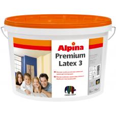 Альпина Краска Премиумлатекс 3 (Alpina Premiumlatex), 10л