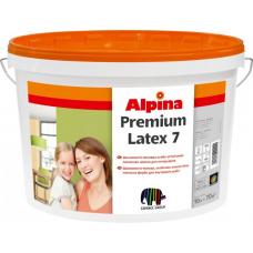 Альпина Краска Премиумлатекс 7 (Alpina Premiumlatex), 10л