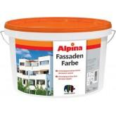 ALPINA Fassadenfarbe Фасадная краска (Альпина), 10л