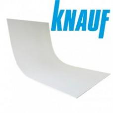 Гипсокартон арочный КНАУФ 6мм (2,5м)
