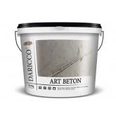 DARICCO Art Beton Декоративная штукатурка (Дарико Арт Бетон), 15кг