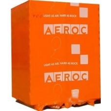 Газоблок Аерок (Газобетон Aeroc) 100*200*600 прегородочный