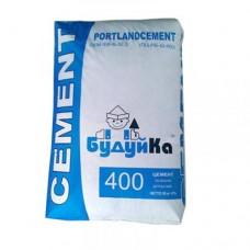 Цемент БудуйКа М-400 (Балаклея), 25кг