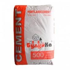 Цемент БудуйКа М-500 Д0 (Ивано-Франковск), 25кг