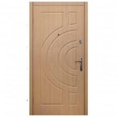 Дверь входная Ферум Мила венге светлый (Feroom)