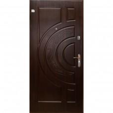 Дверь входная Ферум Мила венге темный (Feroom)