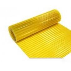 Шифер прозрачный гофрированный ВОЛНОПЛАСТ 1,5х10м (желтый)