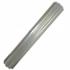 Шифер прозрачный гофрированный ВОЛНОПЛАСТ 1,5х10м (бесцветный)