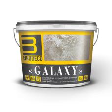 BRODECO Galaxy Декоративная штукатурка с жемчужным бисером (Бродеко), 5кг