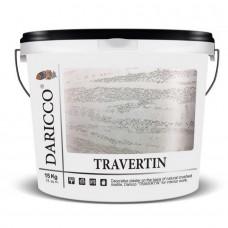 DARICCO Travertin Декоративная штукатурка (Дарико Травертин), 15кг
