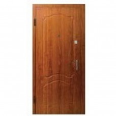 Дверь входная Ферум Мила золотой дуб (Feroom)