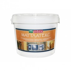 Краска акриловая ИНТЕКС Матлатекс (Intex Mattlatex) Харьков, 14кг