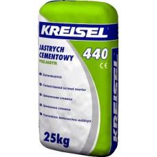 KREISEL 440 Стяжка цементная, 25кг (Крайзель)