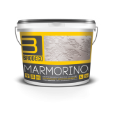 BRODECO Marmorino Декоративная штукатурка (Бродеко Марморино) с эффектом камня, 15кг