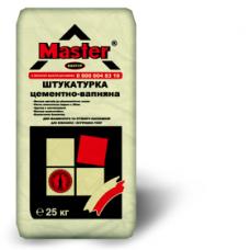 МАСТЕР Контур Штукатурка цементно-известковая, 25кг