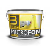 BRODECO Microfon Грунтовочная краска с мраморной мукой (Бродеко Микрофон), 10л