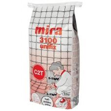MIRA 3100 Unifix Эластичный клей для плитки (Мира), 25кг