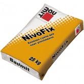 BAUMIT Nivofix Клей для пенопласта и минеральной ваты (Баумит Нивофикс), 25кг