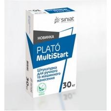 PLATO MultiStart Штукатурка гипсовая машинного нанесения (30кг)