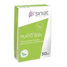 PLATO Start Штукатурка гипсовая стартовая (30кг)