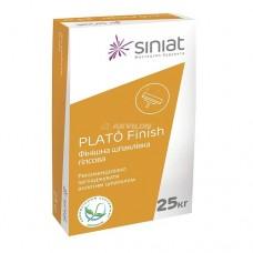 PLATO Start Шпаклевка гипсовая финишная (25кг)