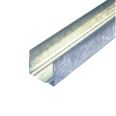 КНАУФ Профиль для гипсокартона UW 50/40/0.6мм (Knauf), 3м