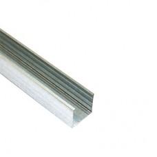 КНАУФ Профиль для гипсокартона CW 50/50/0.6мм (Knauf), 3м