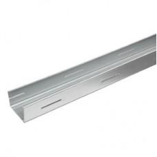 КНАУФ Профиль для гипсокартона CW 100/50/0.6мм (Knauf), 3м