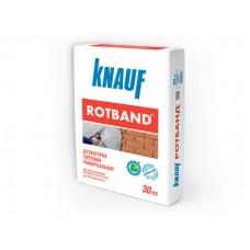КНАУФ Ротбанд Штукатурка гипсовая универсальная (Rotband), 30кг