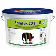CAPAROL Samtex 20 Краска интерьерная латексная шелковисто-глянцевая, 10л (Капарол Самтекс)
