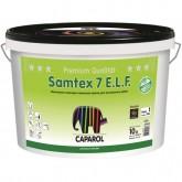 CAPAROL Samtex 7 Краска интерьерная латексная шелковисто-матовая, 10л (Капарол Самтекс)
