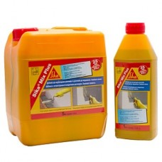 Пластификатор добавка к бетону SIKA Mix Plus (Сика Микс Плюс), 5кг