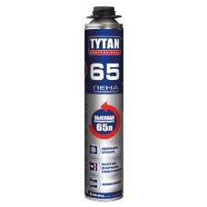 Профессиональная монтажная пена TYTAN 65 (Титан), 750мл
