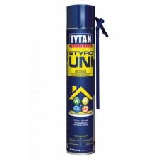 Монтажная пена-клей  TYTAN Styro Uni (Титан), 750мл