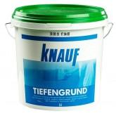 КНАУФ Грунтовка Тифенгрунд (Knauf Tiefengrund), 10л