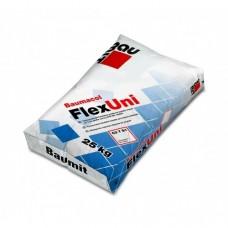 BAUMIT FlexUni Клей для плитки эластичный (Баумит ФлексУни), 25кг