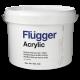 Краска FLUGGER Acrylic акриловая глубоко-матовая для потолков (Флюгер Акрилик) 10л