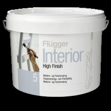 Матовая акриловая эмаль FLUGGER Interior High finish 5 (Флюгер)