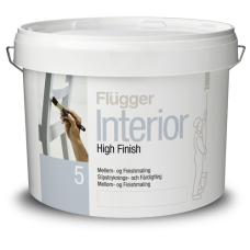 FLUGGER Interior High finish 5 Матовая акриловая эмаль (Флюгер)