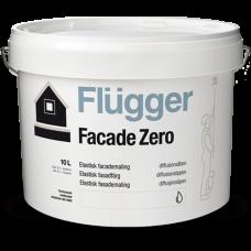 FLUGGER Facade Zero краска фасадная акриловая матовая (Флюгер), 10л