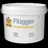 FLUGGER Facade Universal краска фасадная универсальная глубоко-матовая (Флюгер), 10л