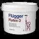 Краска FLUGGER Flutex 3 акриловая матовая для потолков (Флюгер Флутекс) 10л