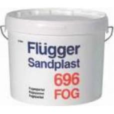 FLUGGER Sandplast 696 Шпаклевка готовая (Флюгер Сандпласт 696), 10л
