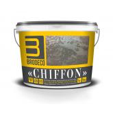 BRODECO Chiffon Декоративная фактурная перламутровая штукатурка (Бродеко Шифон), 5кг